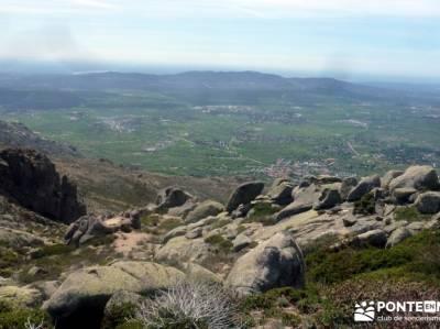 Maliciosa - Sierra de los Porrones [Serie Clásica] excursiones alrededores madrid madrid excursione